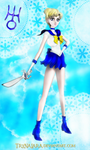 Sailor Uranus (Wallpaper 01)
