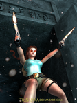 Tomb Raider 1996 No.1 by TRXNALARA