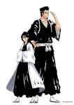 Rukia and Sentaro