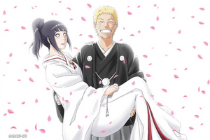 Wedding NaruHina by 912naruhina