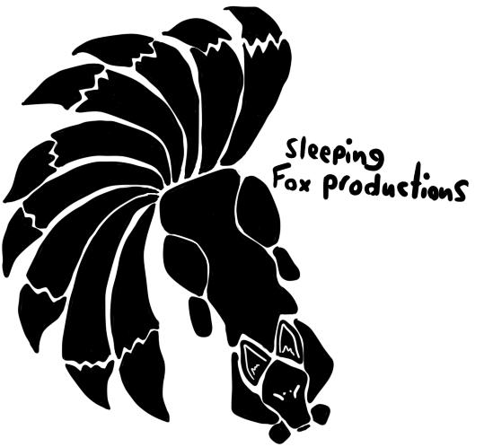 Sleepin Fox Productions Logo by RennisTora