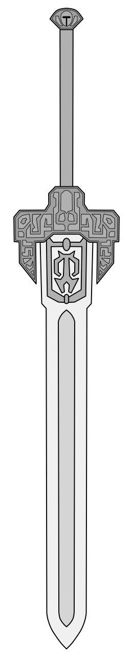 Persona Stone Sword