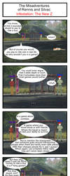 The Misadventures of Rennis and Silvac 20 by RennisTora