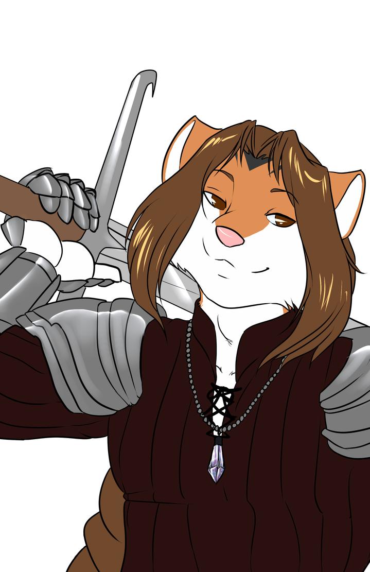 CharacterSheetPortrait by RennisTora