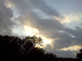 Sunset and Cloud Cover