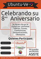 Propuesta de cartel para UbuConLa