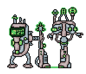 Die Robotertechnik Kybernetischen Mashcine (RT-KM) by ChesireX42