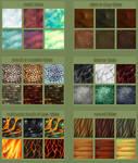 Texture Tiles - Set 2