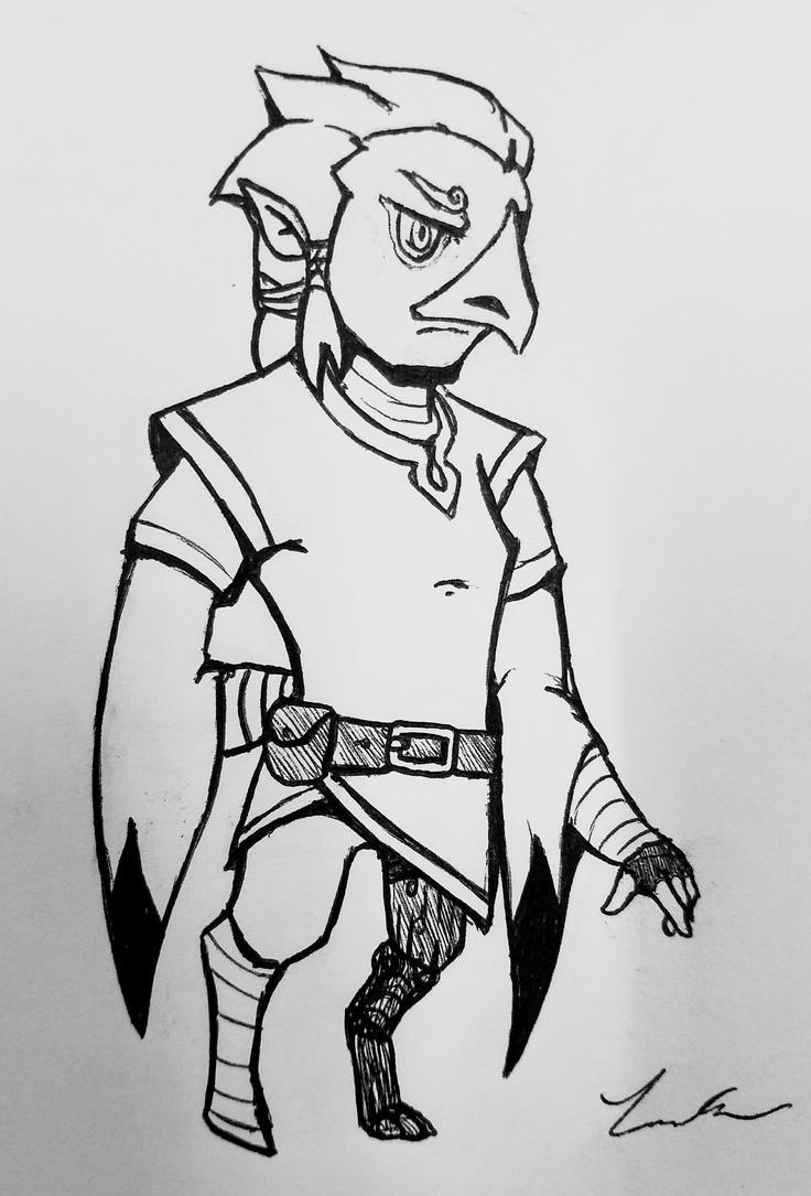 Zelda: Tarani the Visionary by Dargonite
