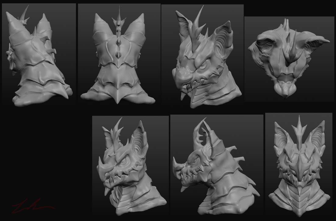 Obrai 3D Sculpt by Dargonite