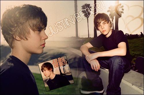 Justin Bieber by xx1wingedangel