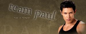 Team Paul by xx1wingedangel