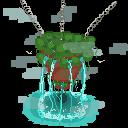 Hanging Garden of Babble Discord Logo by Gwenom