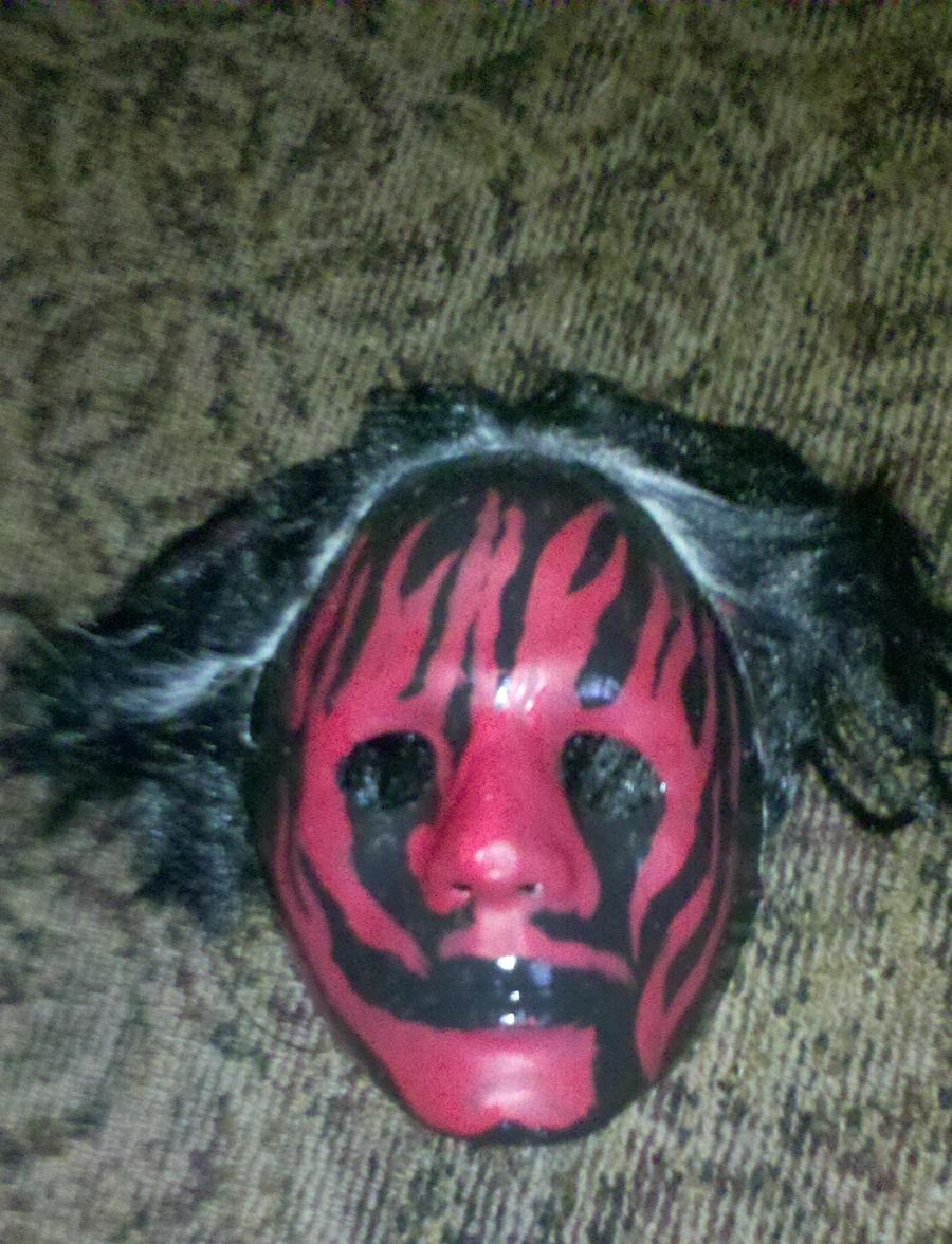 Home made Insidious Demon Mask by Garrett7392 on DeviantArt