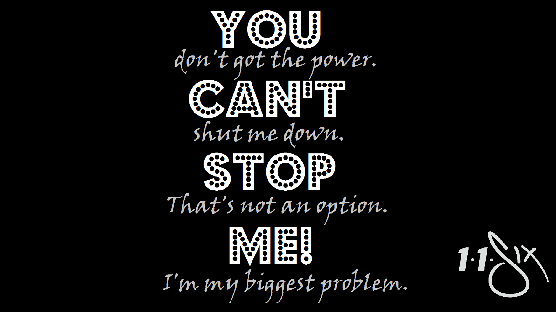 Andy Mineo Wallpaper - You Can't Stop Me by Garrett7392 on ...