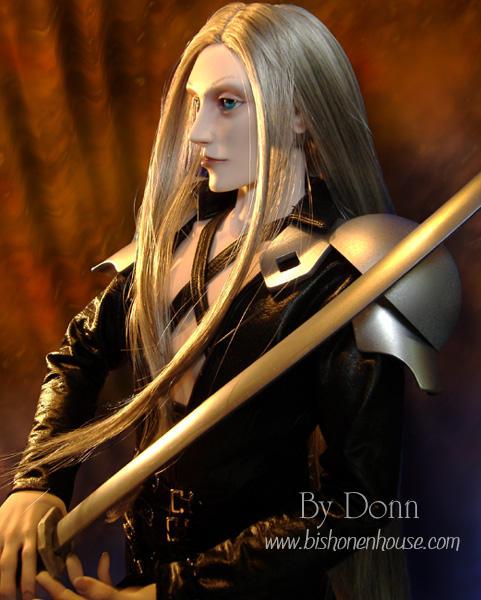 Sephiroth by BishonenHouse