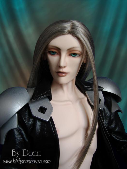 Sephiroth 2.0 by BishonenHouse