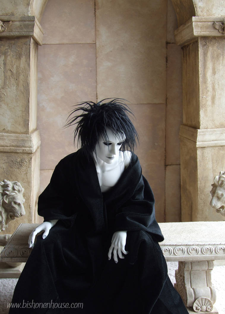 Dream from The Sandman by BishonenHouse