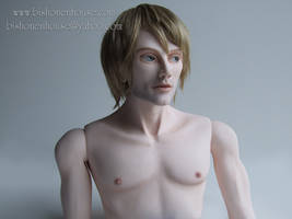New Doll Sculpt by BishonenHouse