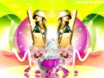 Summer Krystal by Soldout-design
