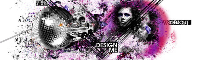 DESIGN ME by Soldout-design