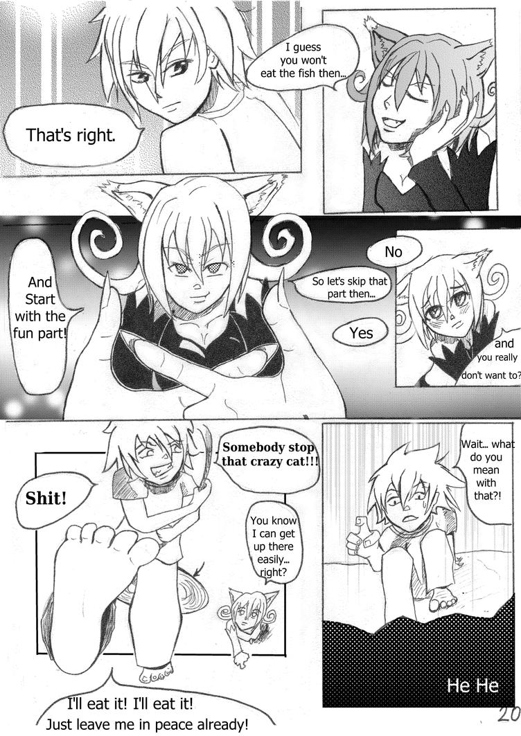 SE comic- Whispers in the dark 20 by MistyWoods101