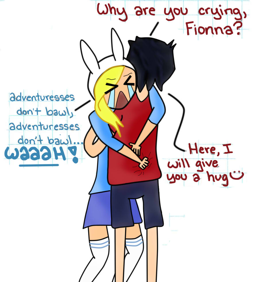 finn x fionna fanfiction - photo #11