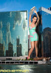 Katy Perry Giantess