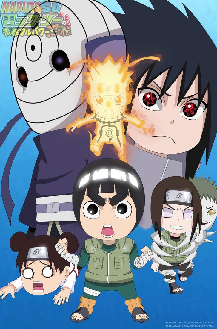 Amazing Wallpaper Naruto Rock Lee - naruto_sd__rock_lee_by_bigbossssss-d56lje1  Gallery_723164.jpg