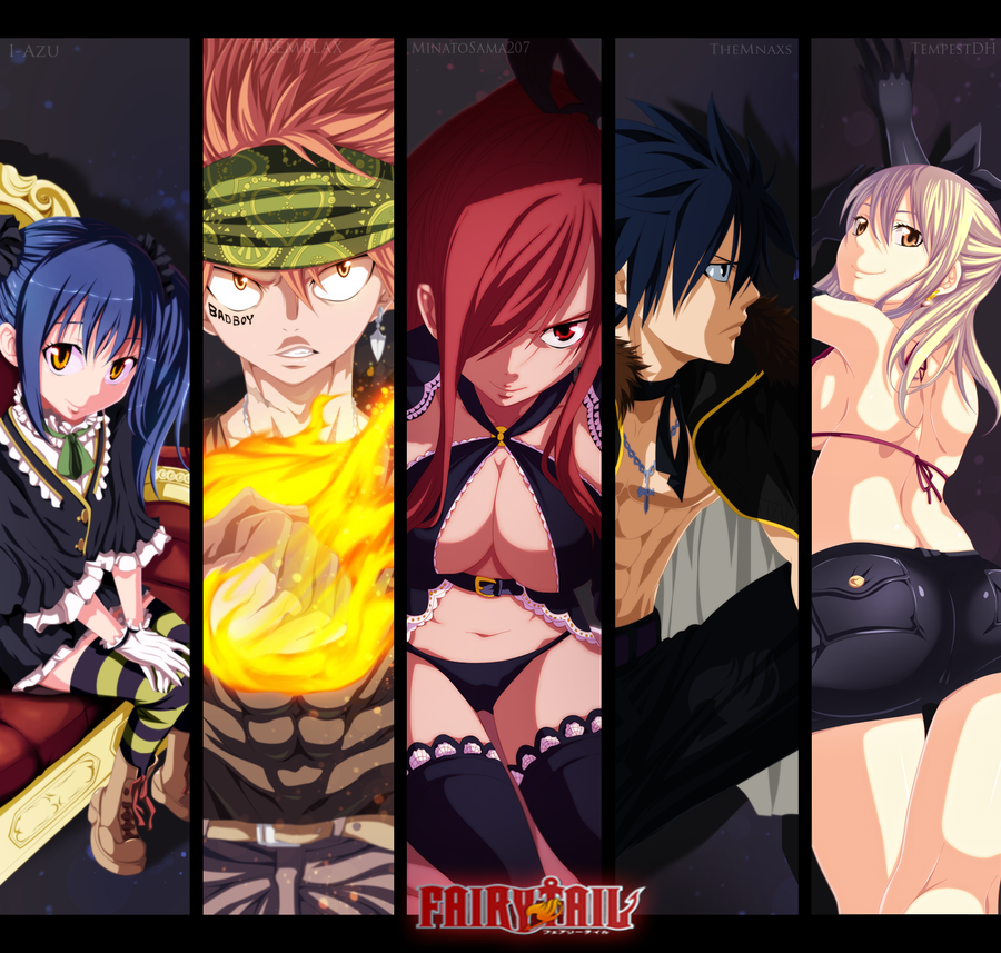 Fairy Tail - Collab by TempestDH