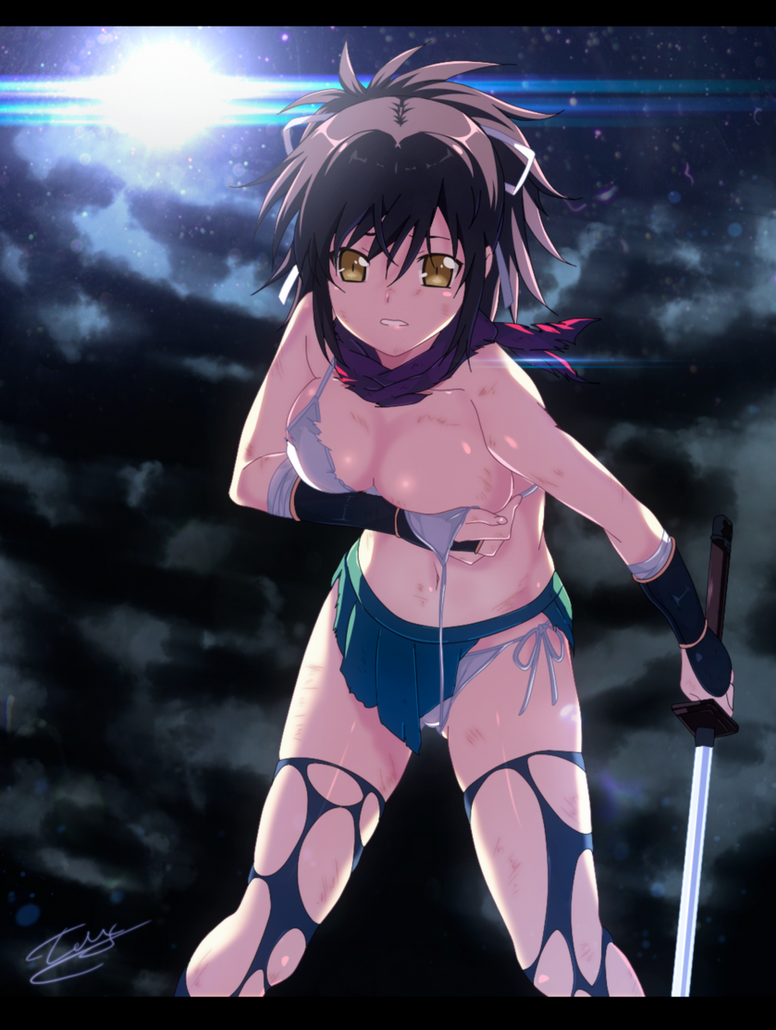 Asuka by TempestDH