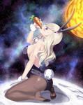 Eden's Zero: Rebecca by TempestDH