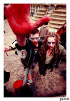 zombie walk 5 by nothings-at-23h05