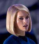 Dr. Carol Marcus - Alice Eve - Star Trek