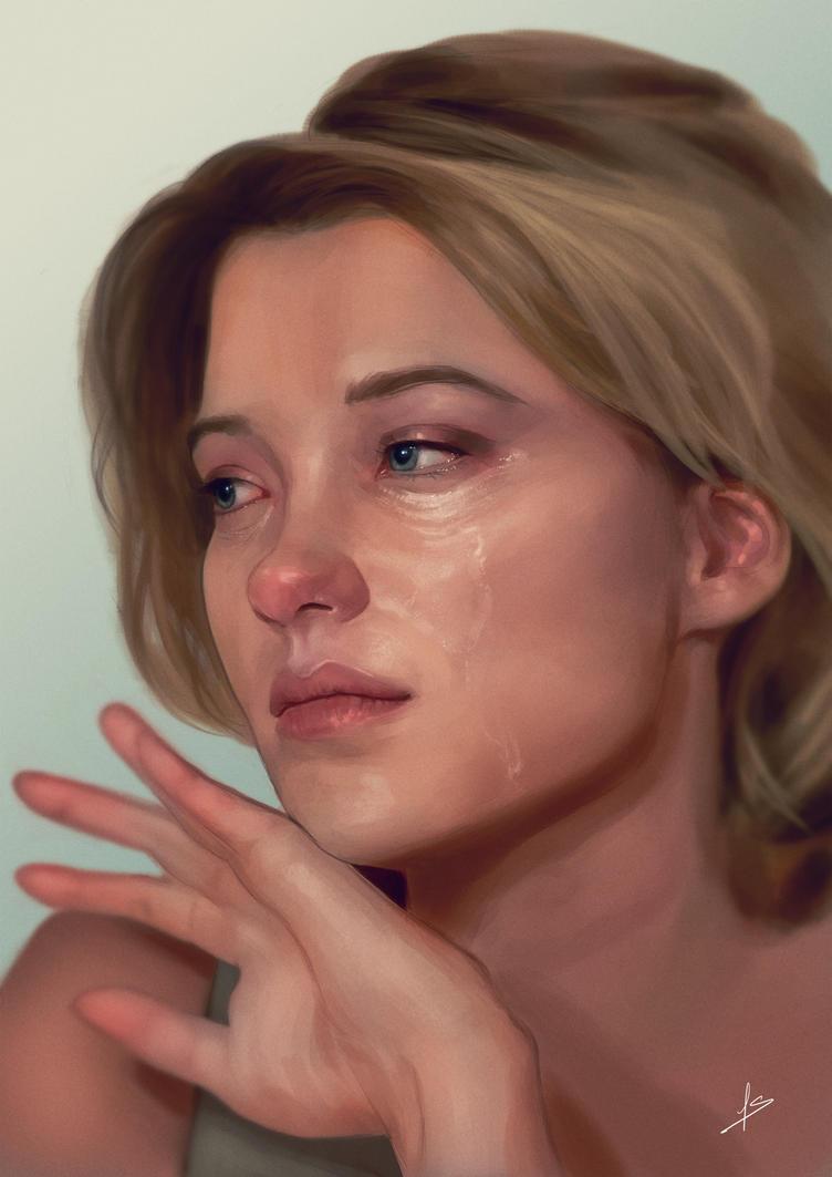 Tears by Unam-et-solum