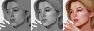 Tears - Quick process by Unam-et-solum
