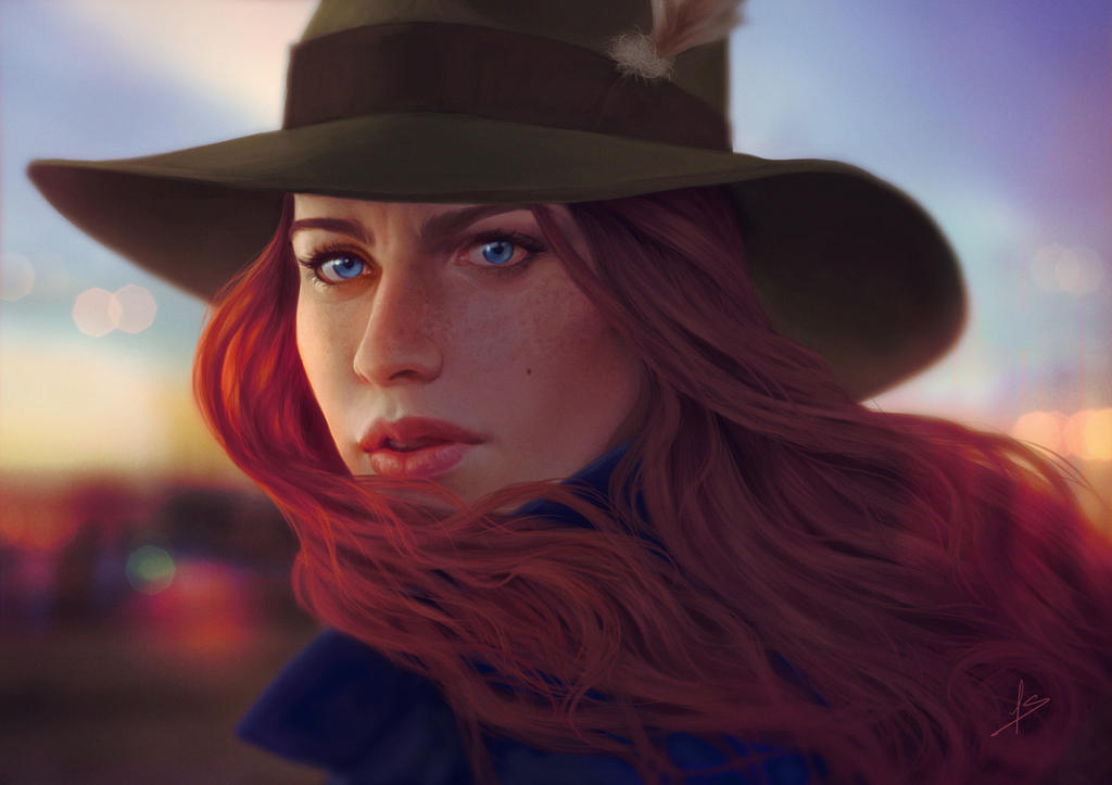 Kate P5 Da by Unam-et-solum
