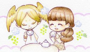 Tea by Tukiakari37