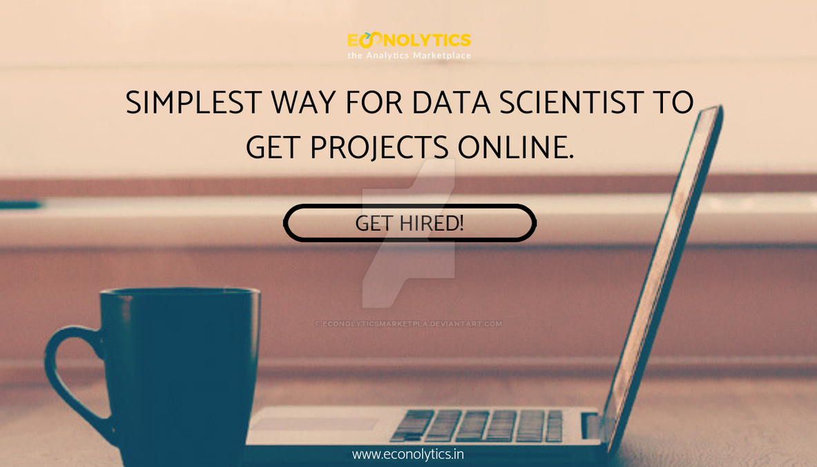 Freelance Data Science by econolyticsmarketpla on DeviantArt