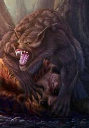 The Ultimate Apex Predator by Corbett316