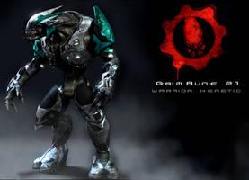 GrimRune 21 by AngryJedi