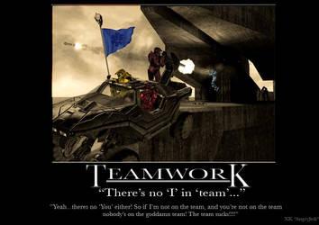 RvB Teamwork