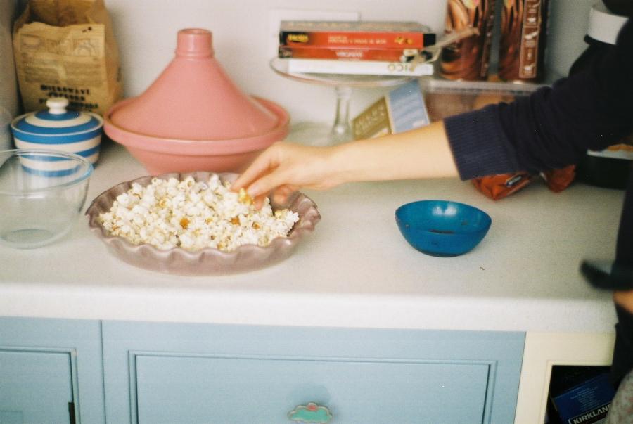 Popcorn by da5nsy