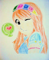 Orihime candy by kuroIchigopro