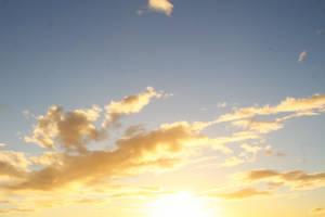 The Sky at Sunset by kuroIchigopro