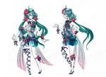 Vocaloid - Design [Butterfly]