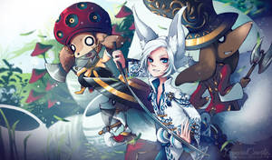 Blade and Soul - The Pot Dog Adventurers