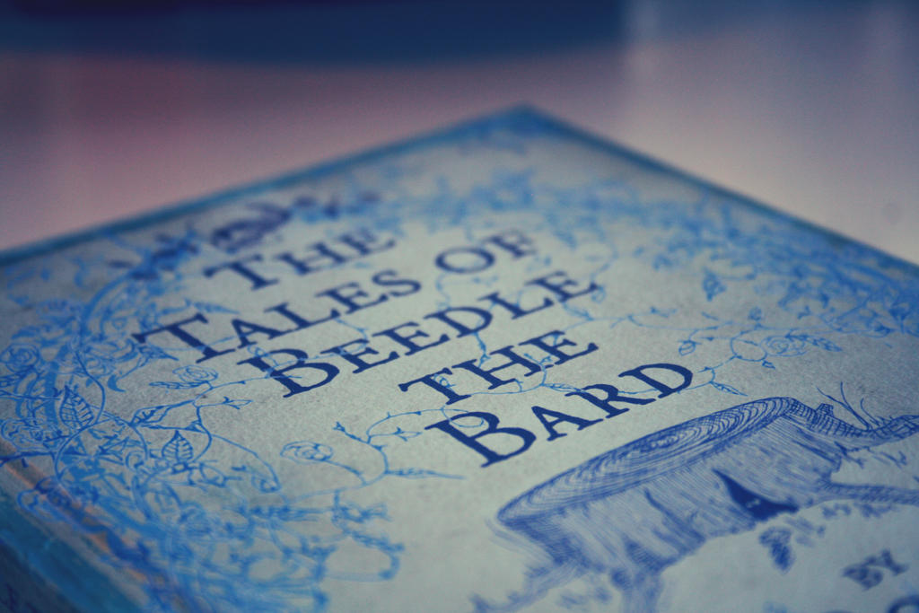 The Tales of Beedle the Bard.1
