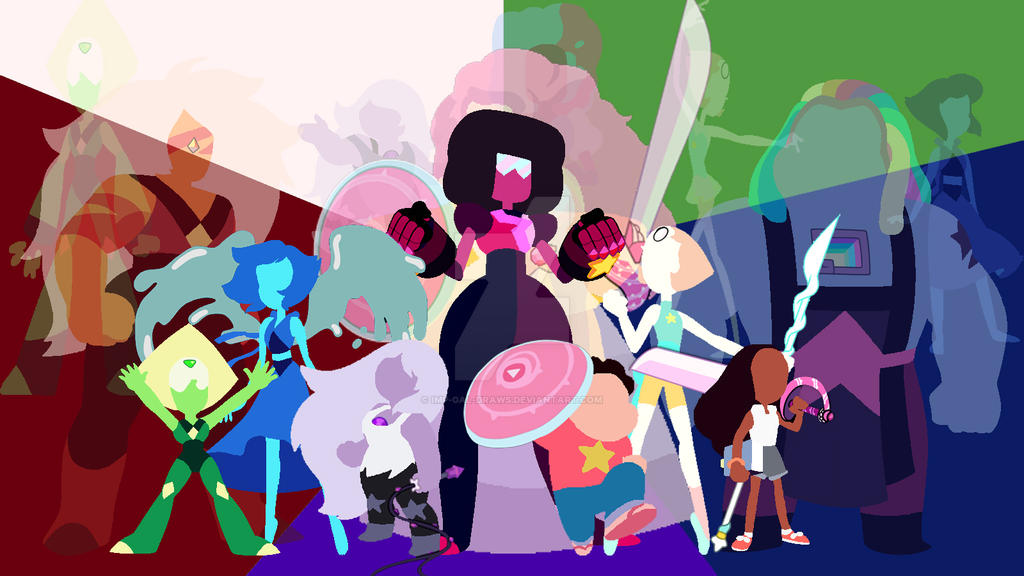 Steven Universe wallpaper by WarriorsFanGirl1920 ...