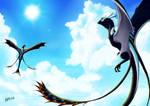 Dragon illustration 1